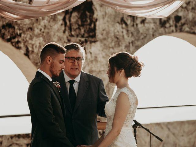 La boda de Erik y Salomé en Cruz De Tejeda, Las Palmas 13