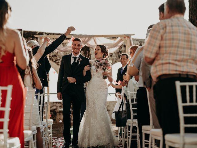 La boda de Erik y Salomé en Cruz De Tejeda, Las Palmas 14