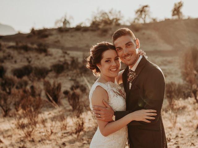 La boda de Erik y Salomé en Cruz De Tejeda, Las Palmas 16