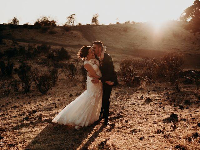 La boda de Erik y Salomé en Cruz De Tejeda, Las Palmas 19