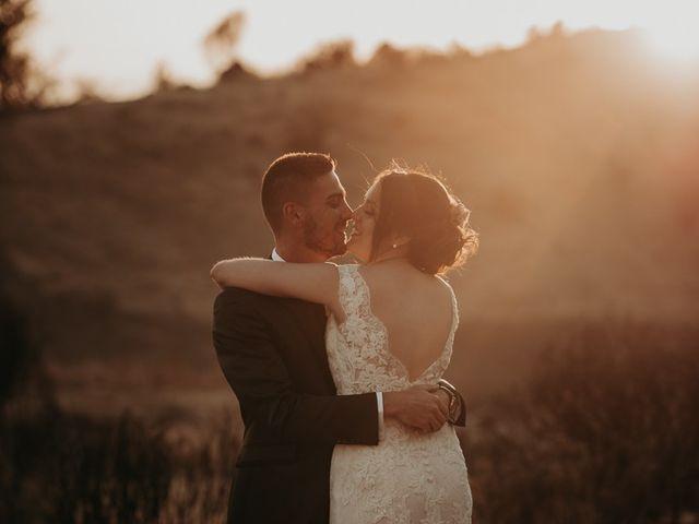 La boda de Erik y Salomé en Cruz De Tejeda, Las Palmas 20