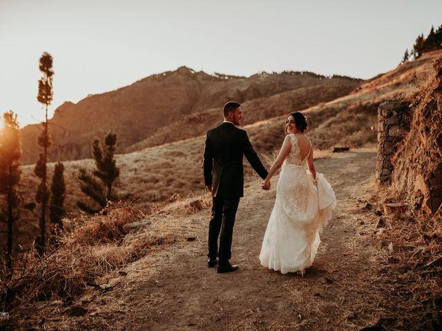 La boda de Erik y Salomé en Cruz De Tejeda, Las Palmas 21