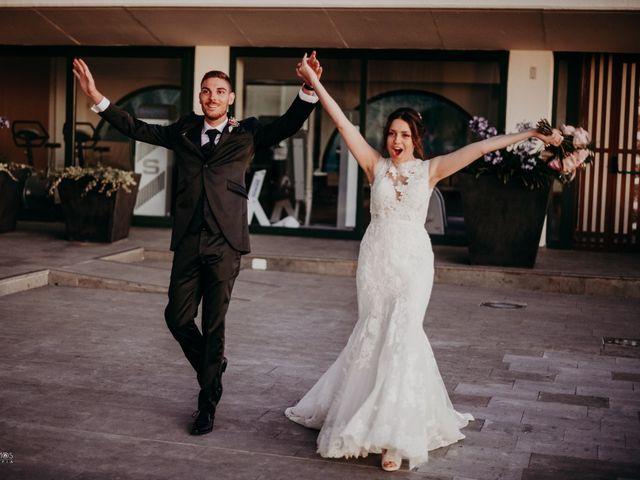 La boda de Erik y Salomé en Cruz De Tejeda, Las Palmas 25