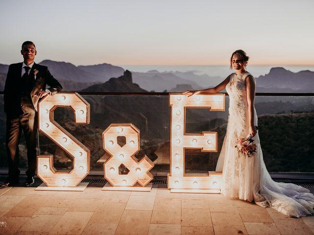 La boda de Erik y Salomé en Cruz De Tejeda, Las Palmas 26
