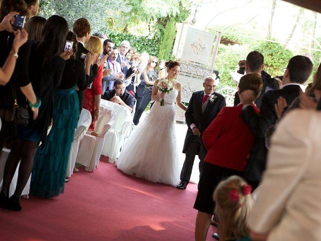 La boda de Sergio y Angela en Madrid, Madrid 9