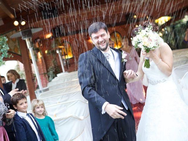 La boda de Sergio y Angela en Madrid, Madrid 11