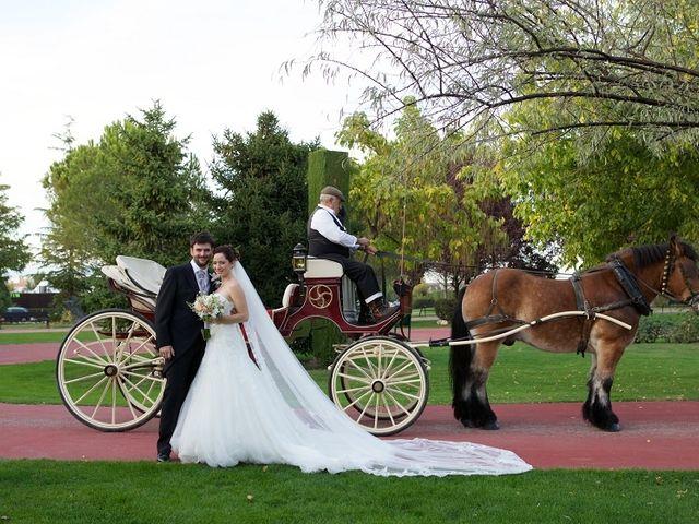 La boda de Sergio y Angela en Madrid, Madrid 12