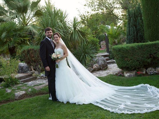 La boda de Sergio y Angela en Madrid, Madrid 13