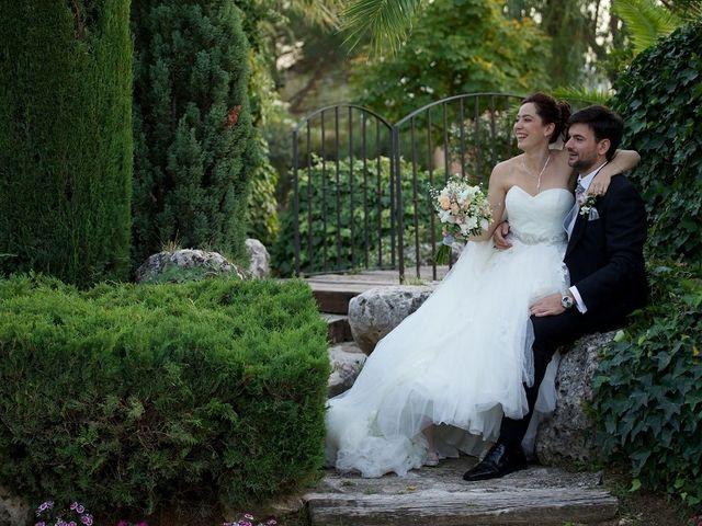 La boda de Sergio y Angela en Madrid, Madrid 14