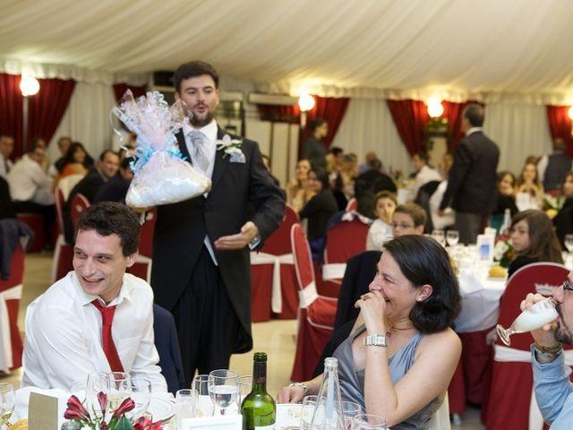 La boda de Sergio y Angela en Madrid, Madrid 17