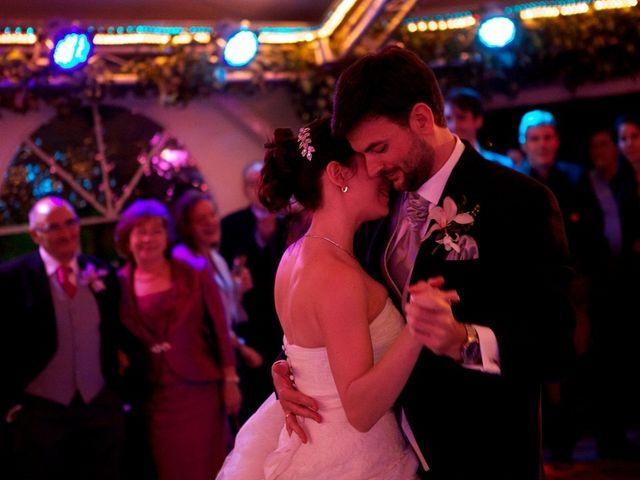 La boda de Sergio y Angela en Madrid, Madrid 18