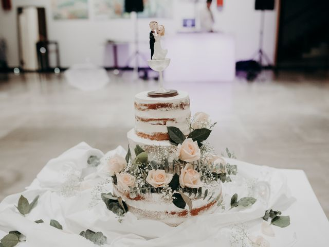 La boda de Erik y Salomé en Cruz De Tejeda, Las Palmas 34