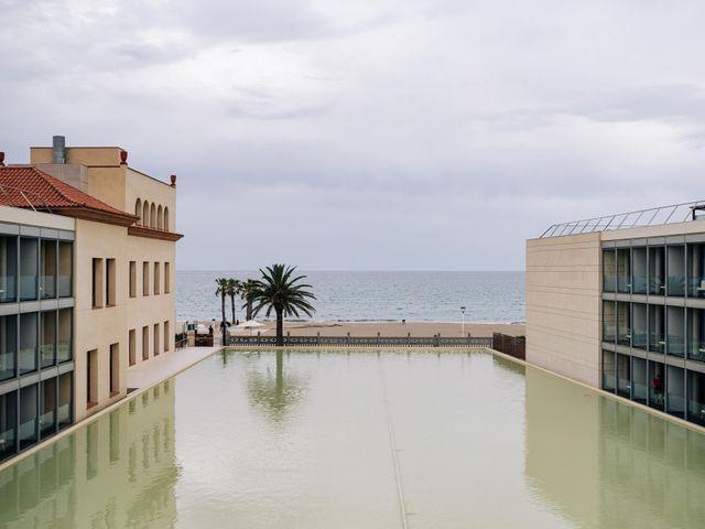 La boda de Julián y Angélica en El Vendrell, Tarragona 3