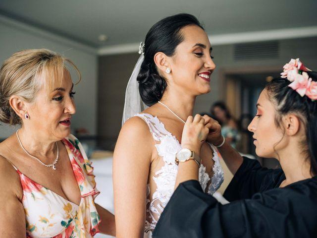 La boda de Julián y Angélica en El Vendrell, Tarragona 9