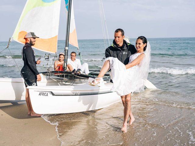 La boda de Julián y Angélica en El Vendrell, Tarragona 20