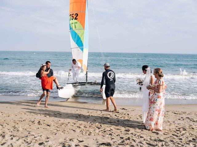 La boda de Julián y Angélica en El Vendrell, Tarragona 21