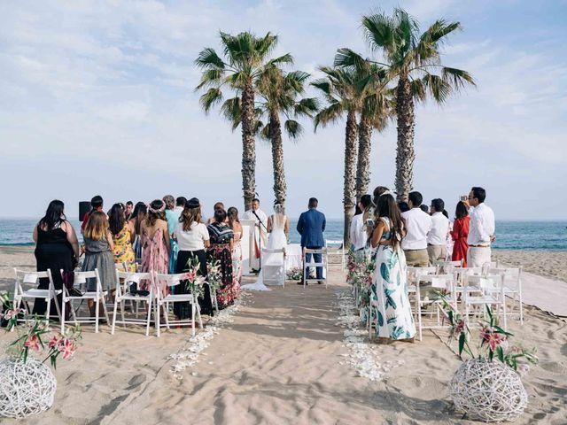 La boda de Julián y Angélica en El Vendrell, Tarragona 22