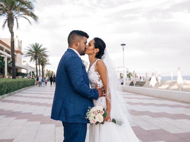 La boda de Julián y Angélica en El Vendrell, Tarragona 1