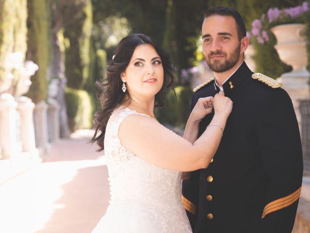La boda de Lali y Sergio