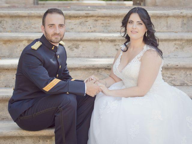 La boda de Sergio y Lali en Alfafar, Valencia 2