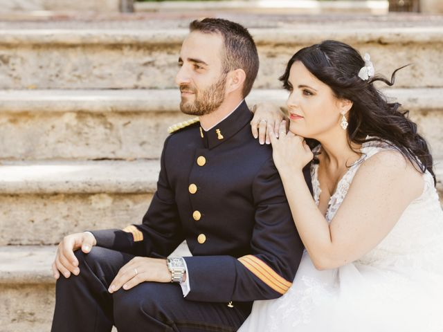 La boda de Sergio y Lali en Alfafar, Valencia 4