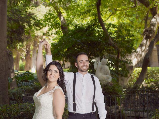 La boda de Sergio y Lali en Alfafar, Valencia 8