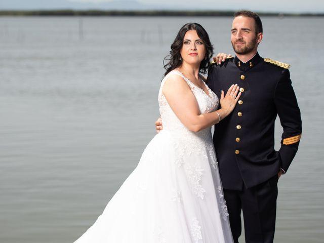 La boda de Sergio y Lali en Alfafar, Valencia 14