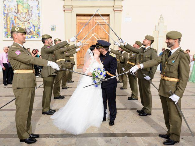 La boda de Sergio y Lali en Alfafar, Valencia 32
