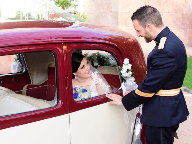 La boda de Sergio y Lali en Alfafar, Valencia 33