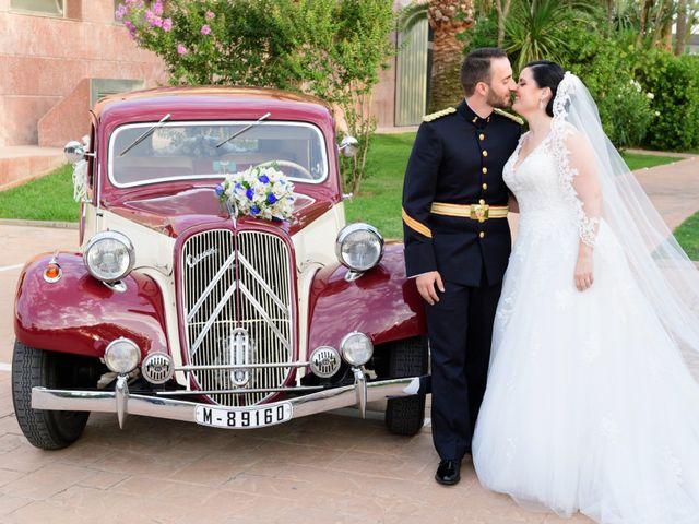 La boda de Sergio y Lali en Alfafar, Valencia 36
