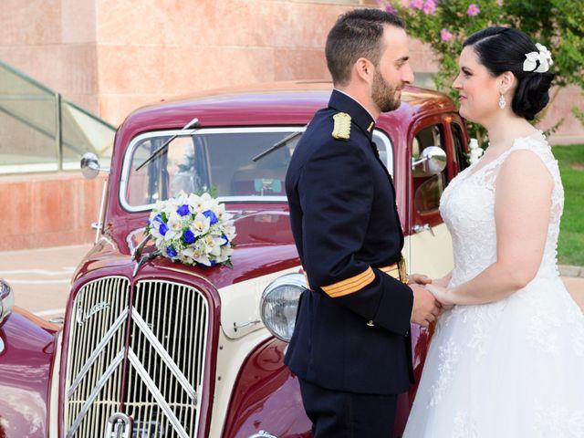 La boda de Sergio y Lali en Alfafar, Valencia 37
