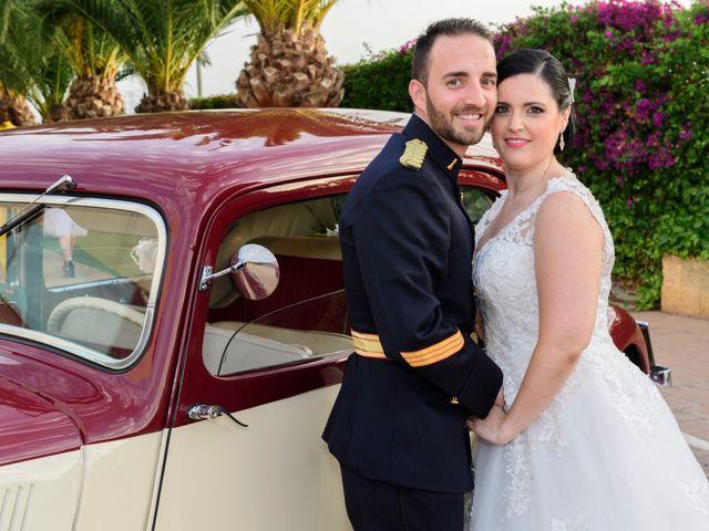La boda de Sergio y Lali en Alfafar, Valencia 38