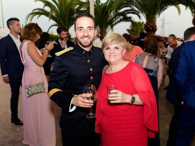La boda de Sergio y Lali en Alfafar, Valencia 44