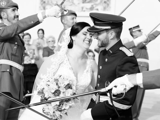 La boda de Sergio y Lali en Alfafar, Valencia 53