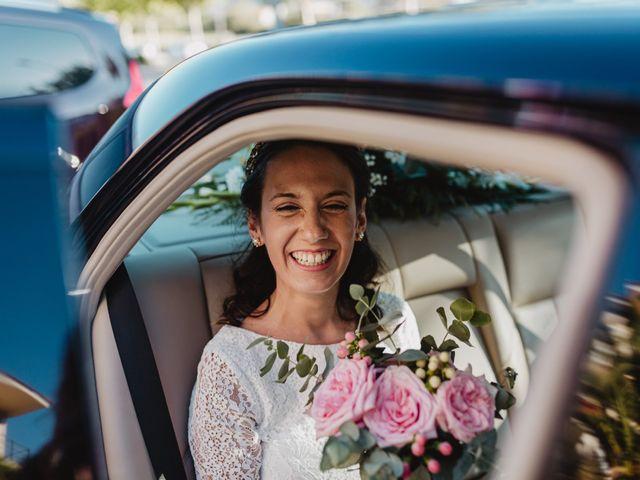 La boda de Nacho  y Marta en El Tiemblo, Ávila 8