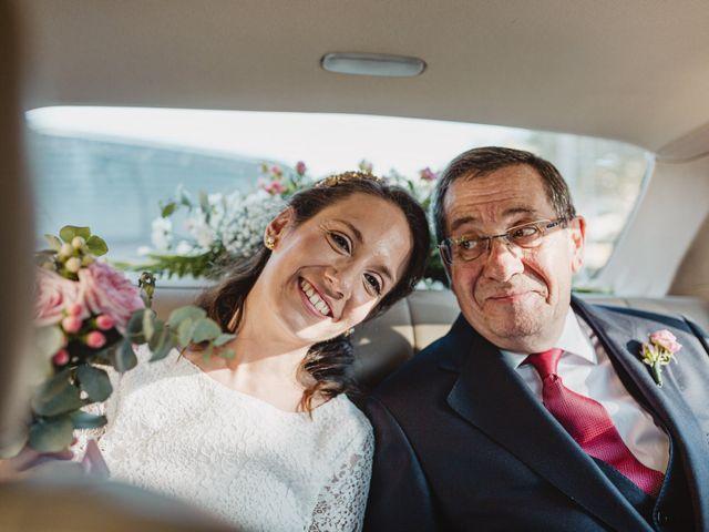 La boda de Nacho  y Marta en El Tiemblo, Ávila 9