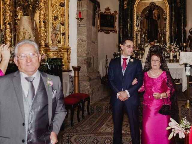 La boda de Nacho  y Marta en El Tiemblo, Ávila 13