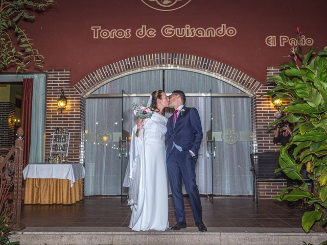 La boda de Nacho  y Marta en El Tiemblo, Ávila 20