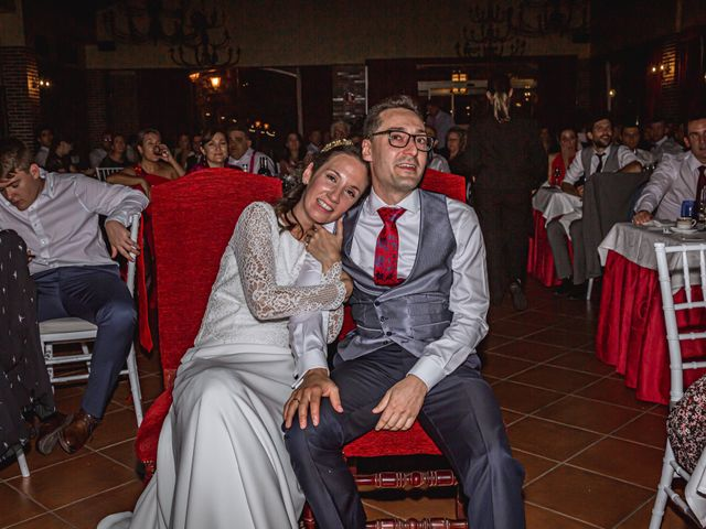 La boda de Nacho  y Marta en El Tiemblo, Ávila 21