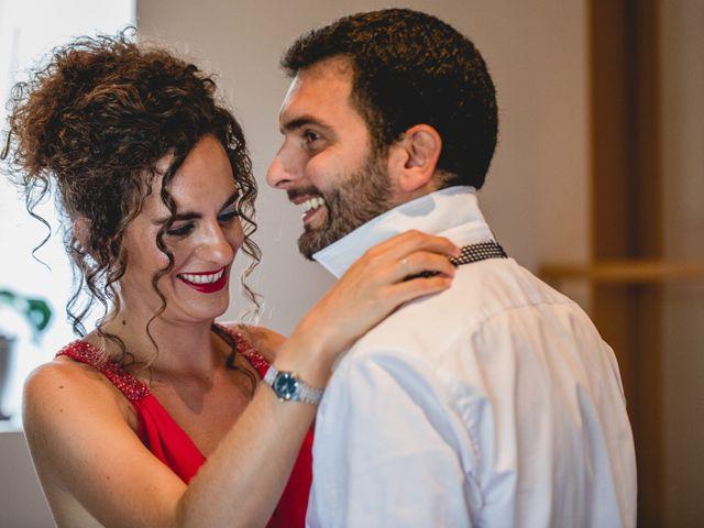 La boda de Andreu y Sarah en Sant Cugat Del Valles, Barcelona 4