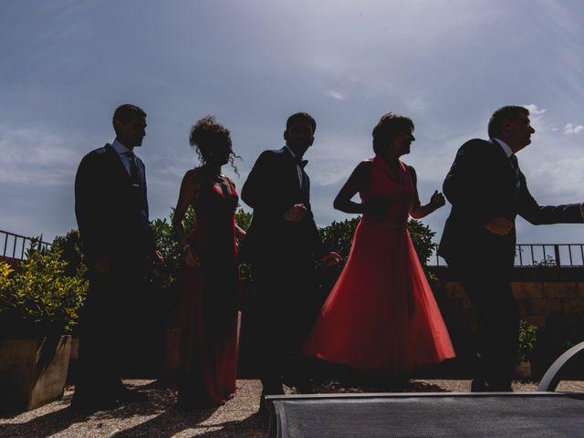 La boda de Andreu y Sarah en Sant Cugat Del Valles, Barcelona 6
