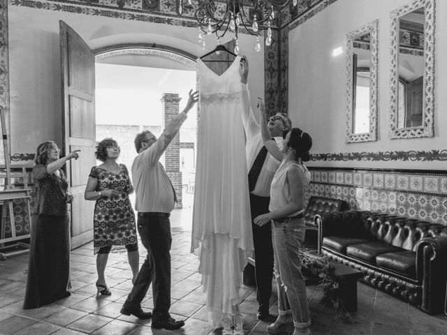 La boda de Andreu y Sarah en Sant Cugat Del Valles, Barcelona 9