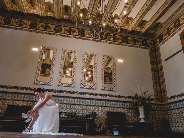 La boda de Andreu y Sarah en Sant Cugat Del Valles, Barcelona 10