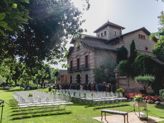 La boda de Andreu y Sarah en Sant Cugat Del Valles, Barcelona 13