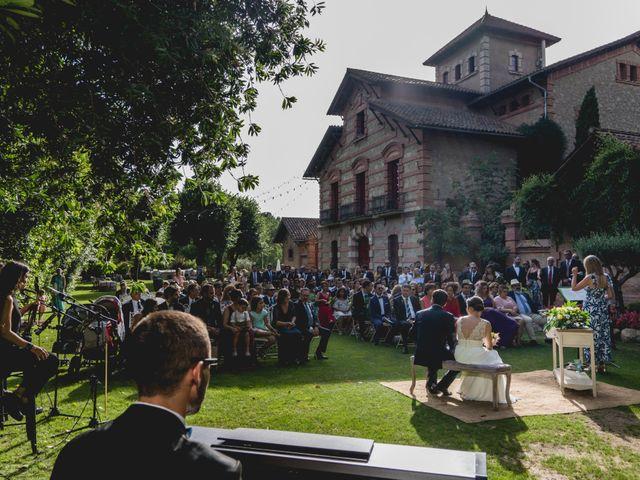La boda de Andreu y Sarah en Sant Cugat Del Valles, Barcelona 15