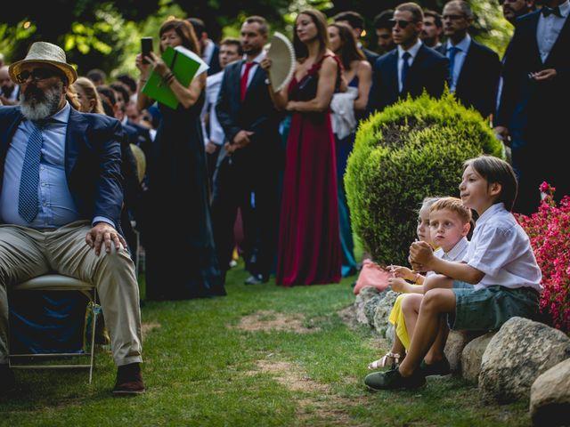 La boda de Andreu y Sarah en Sant Cugat Del Valles, Barcelona 16