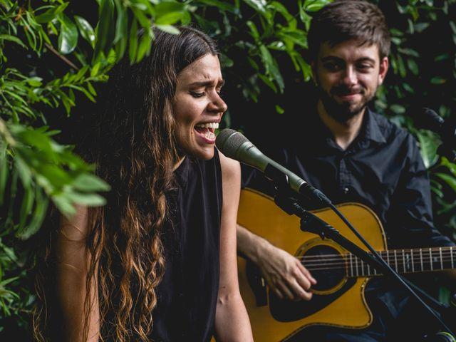 La boda de Andreu y Sarah en Sant Cugat Del Valles, Barcelona 19