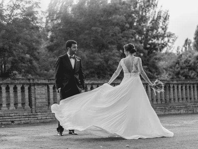 La boda de Andreu y Sarah en Sant Cugat Del Valles, Barcelona 22