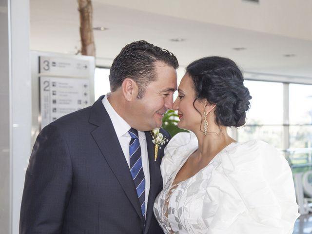La boda de Loles y Antonio