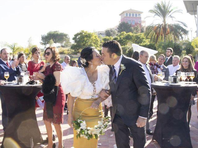La boda de Antonio y Loles en Algorfa, Alicante 5